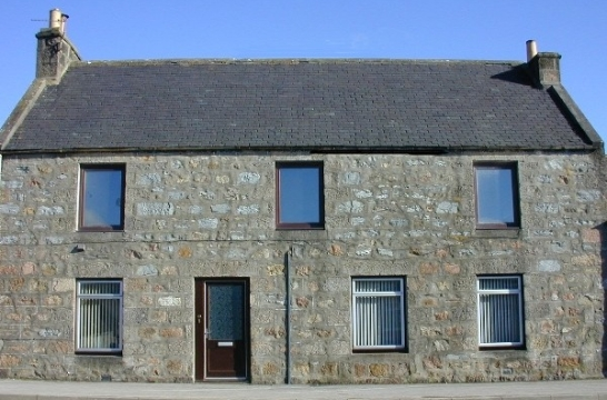 Balvenie Street self-catering accommodation